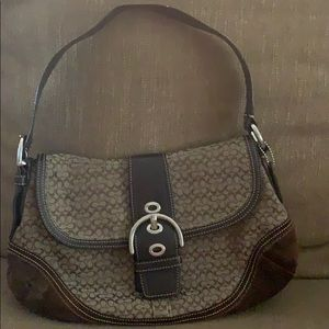 Coach small handbag